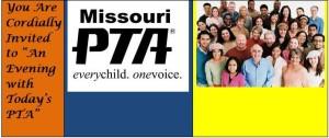 2014 An Evening with Todays PTA flyer